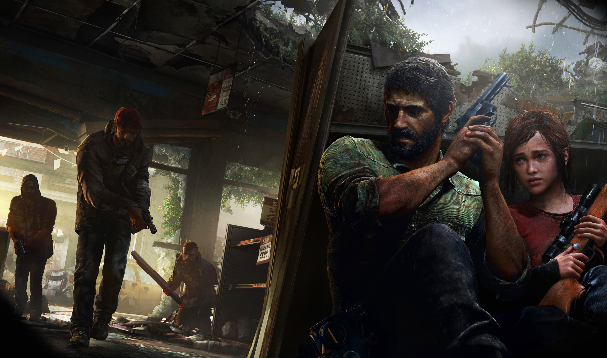 The last of us wallpaper wallpapers