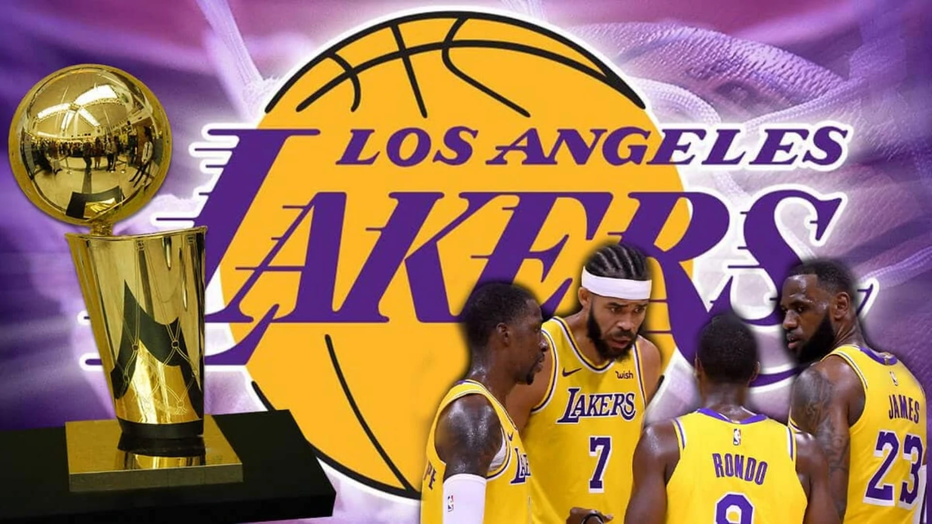 Lakers championships wallpapers