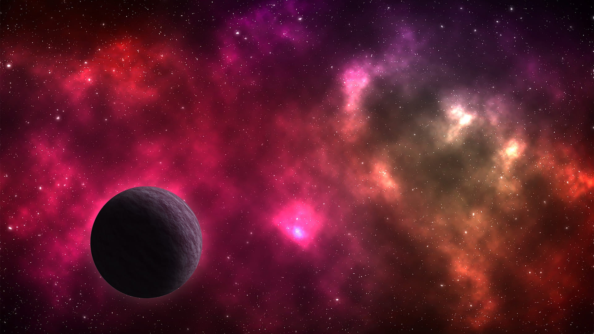 Space background wallpapers