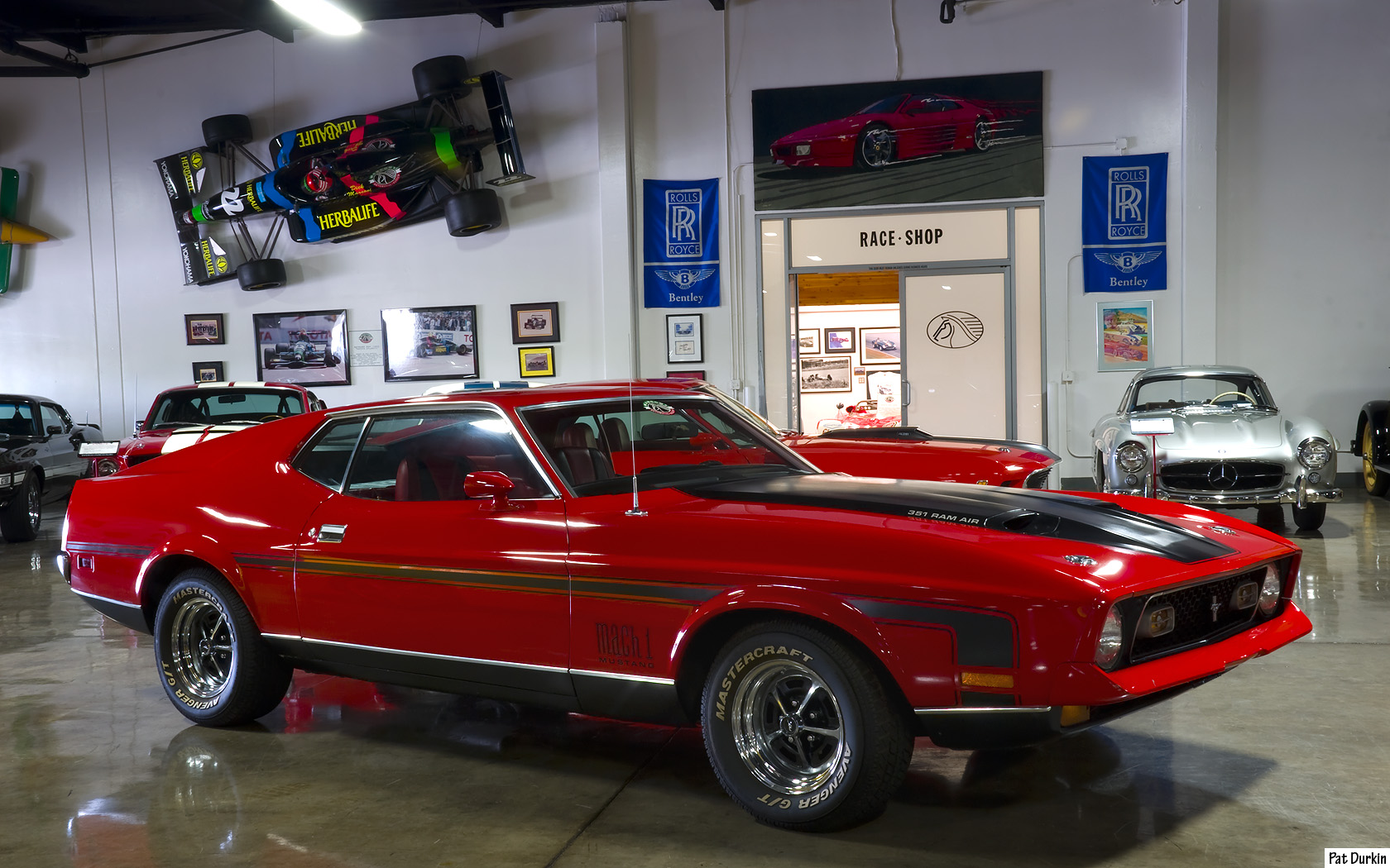 muscle car pic