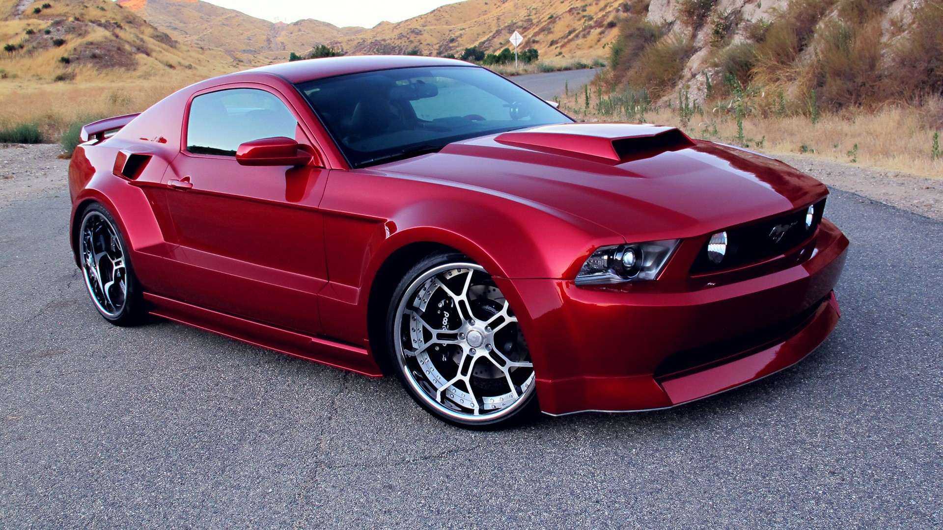 muscle cars picture