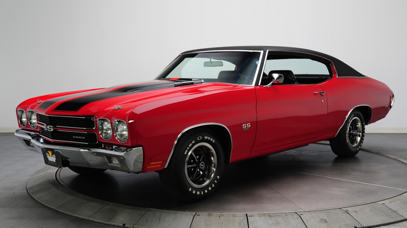 images of muscle cars