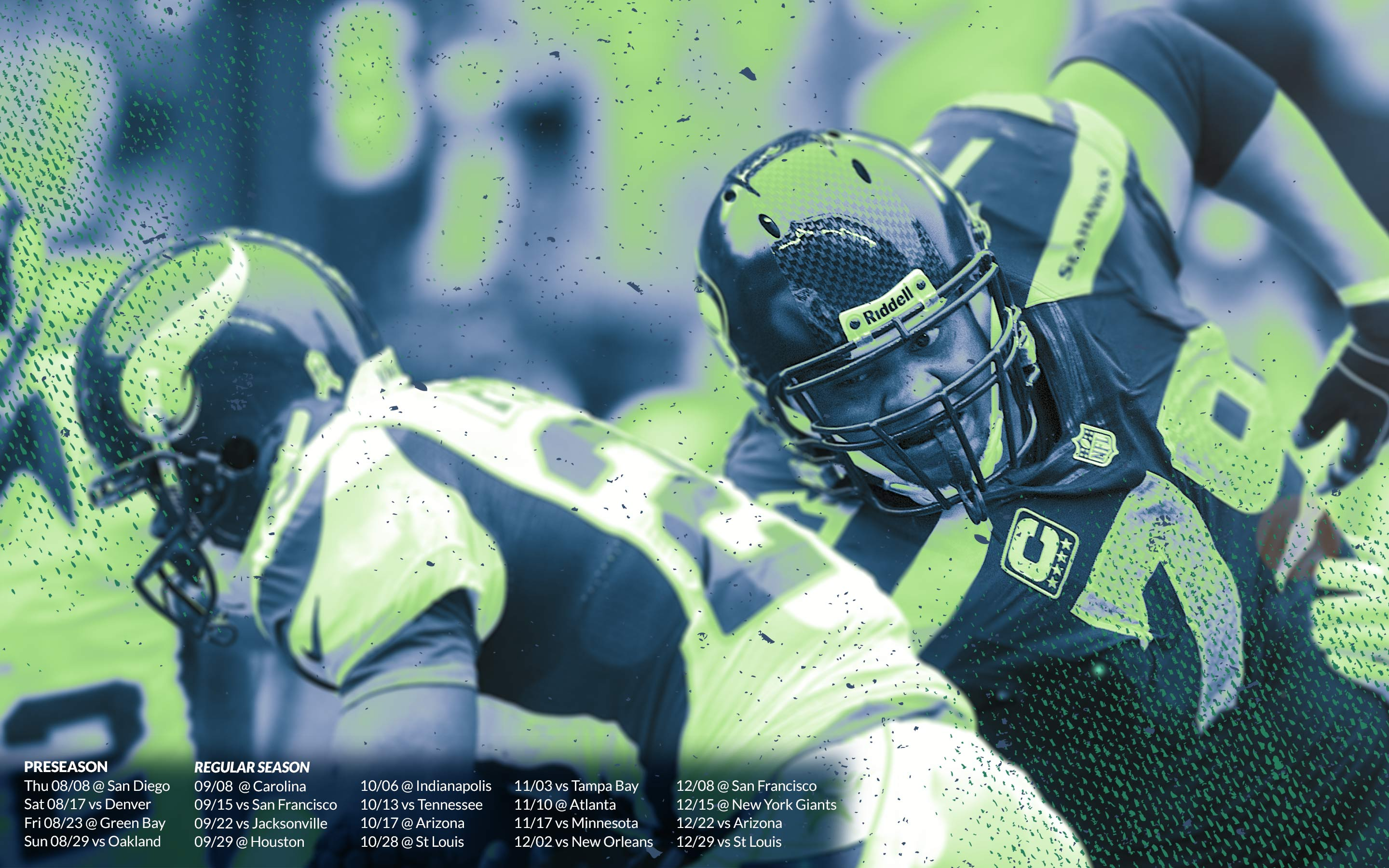 seahawk player pictures