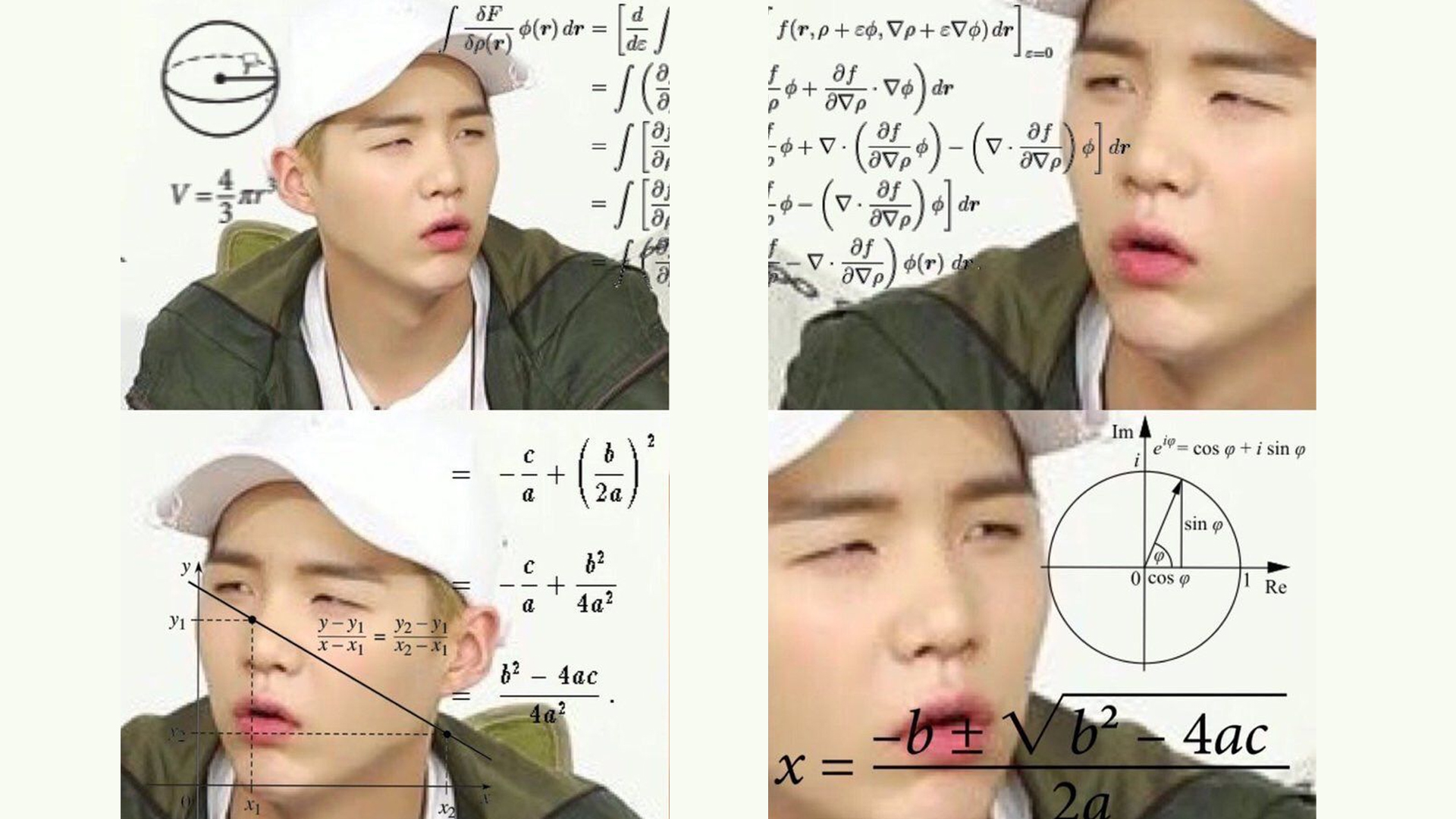 Funny bts faces
