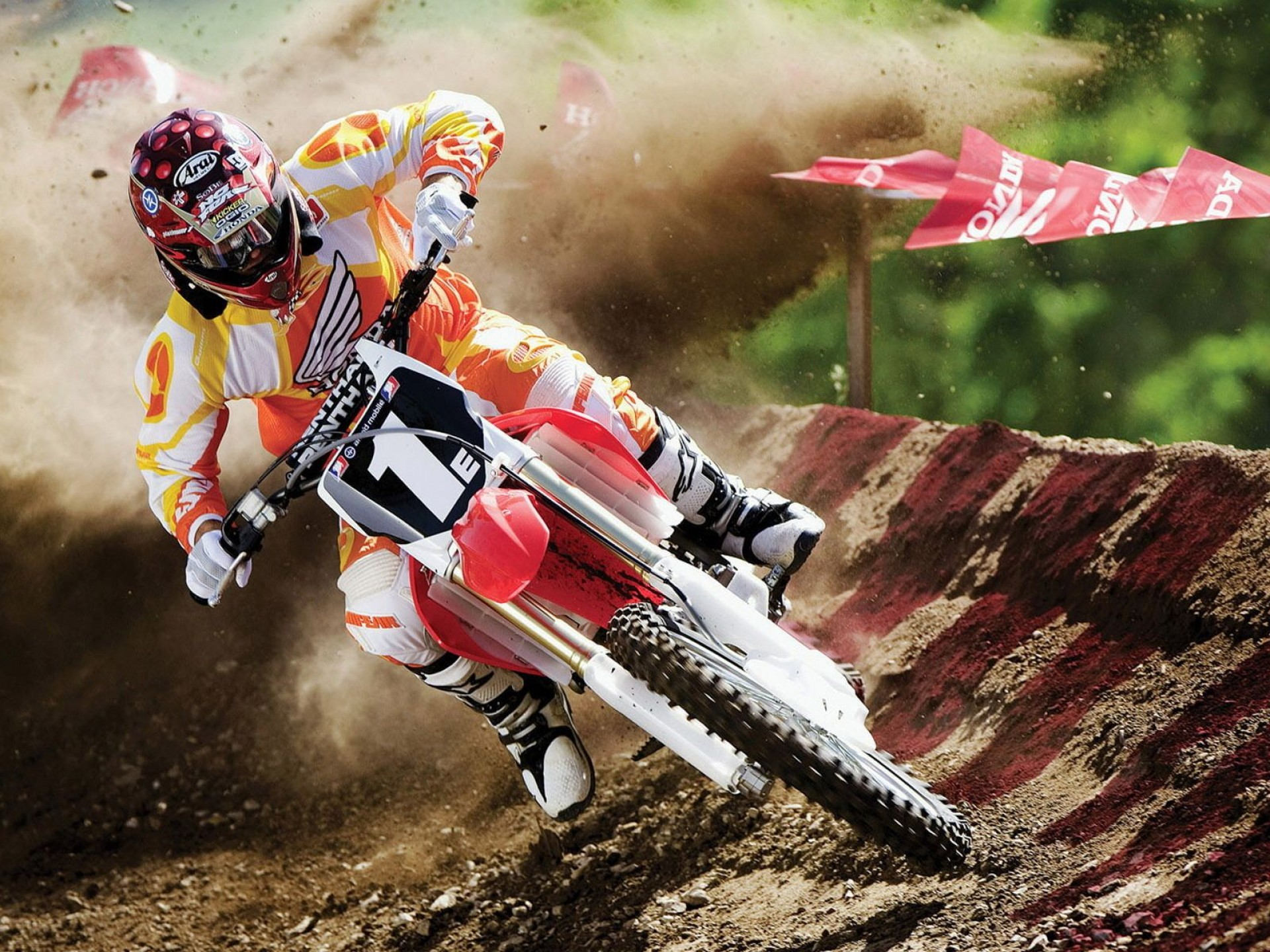 Cool dirt bike pictures