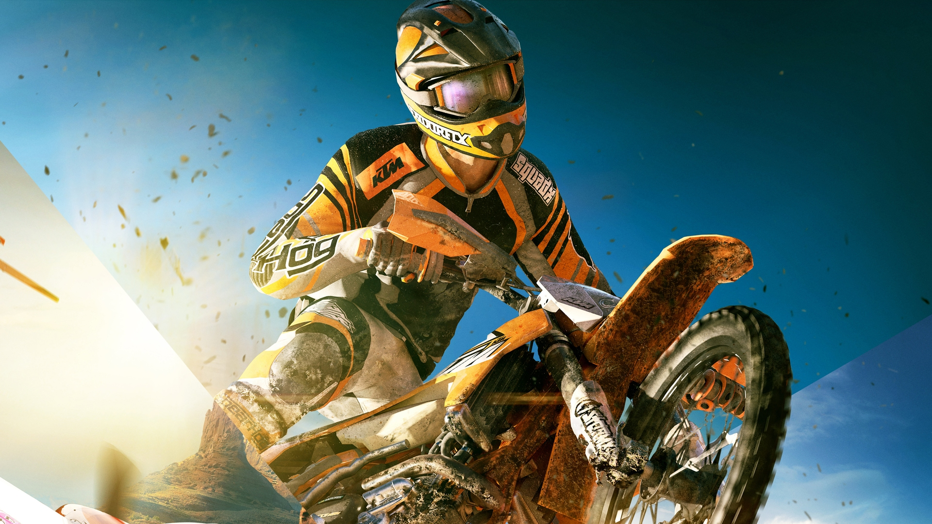 Show me pictures of dirt bikes