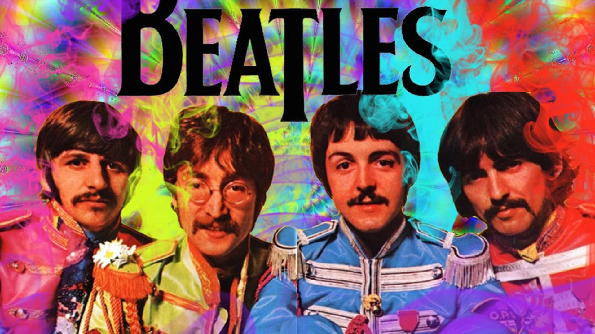 The beatles background