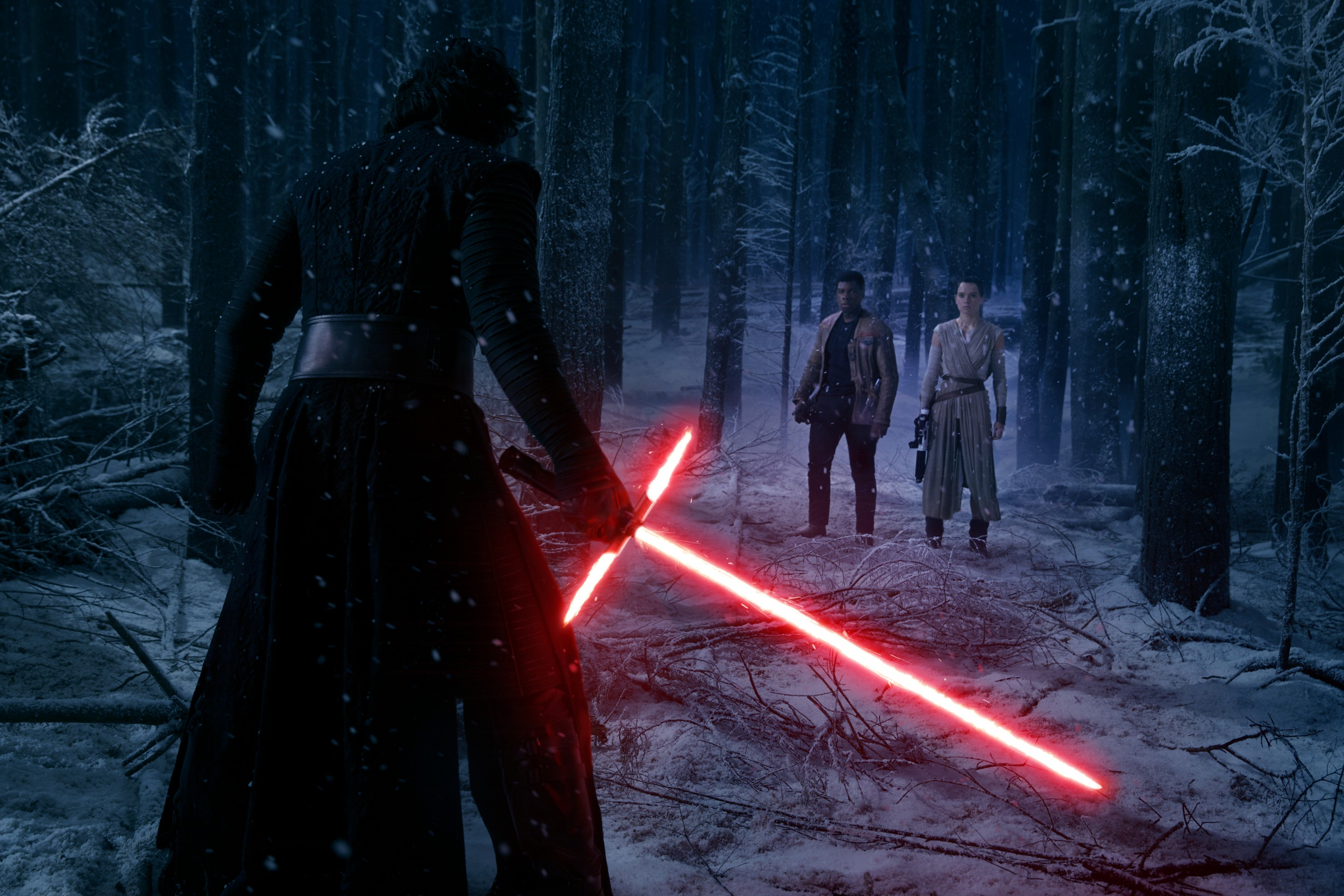 force awakens backgrounds