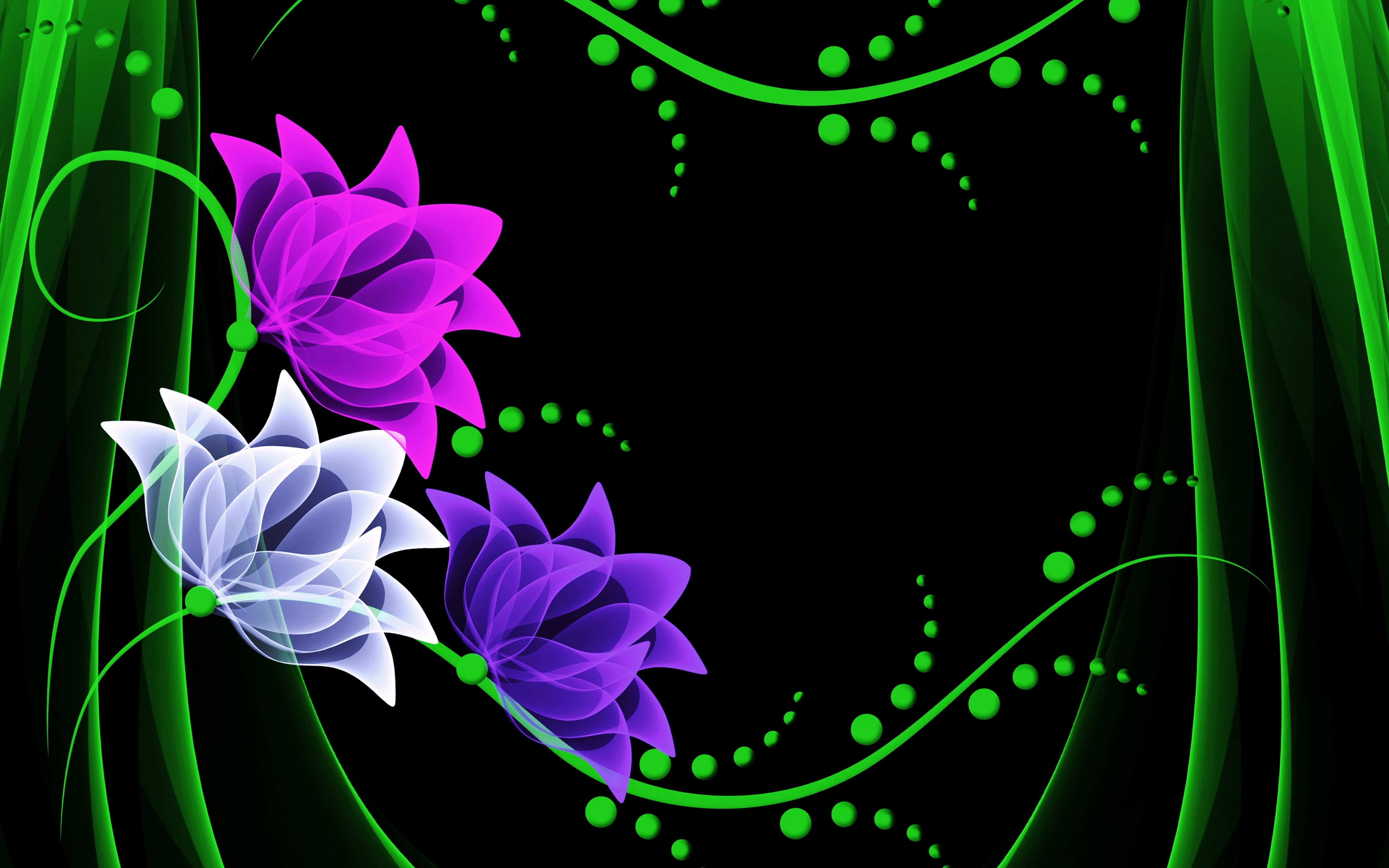 floral background free