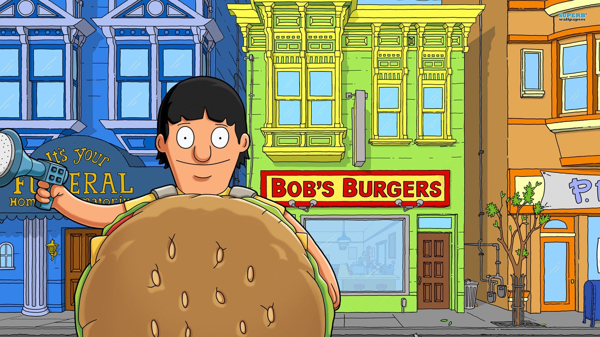 Bobs burgers pictures