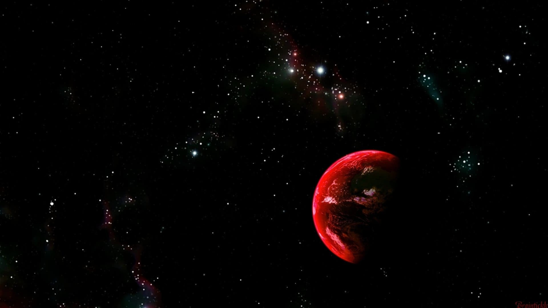 Red Space