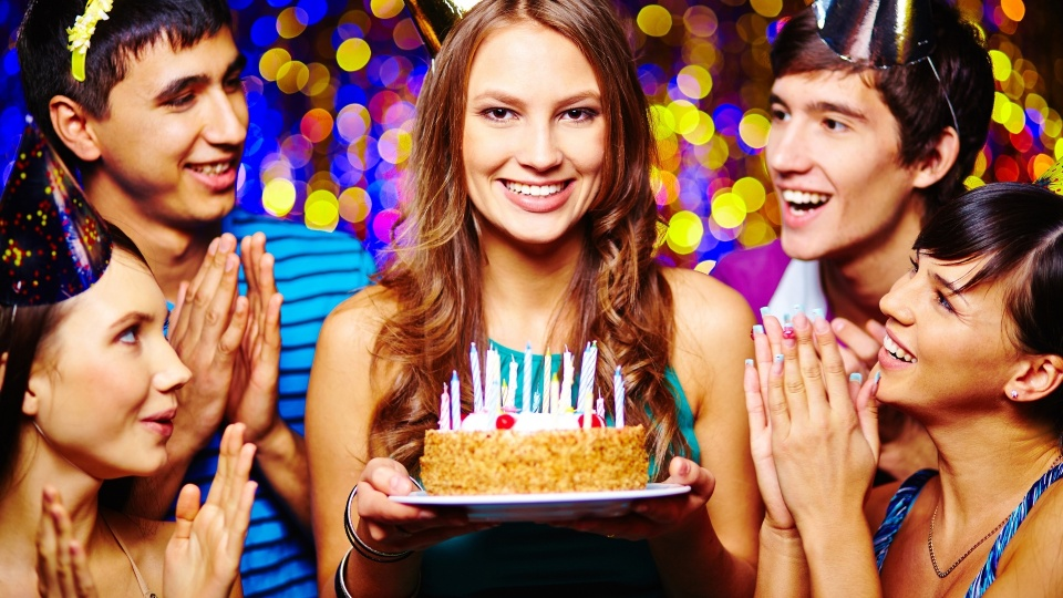 happy birthday spiritual images for her