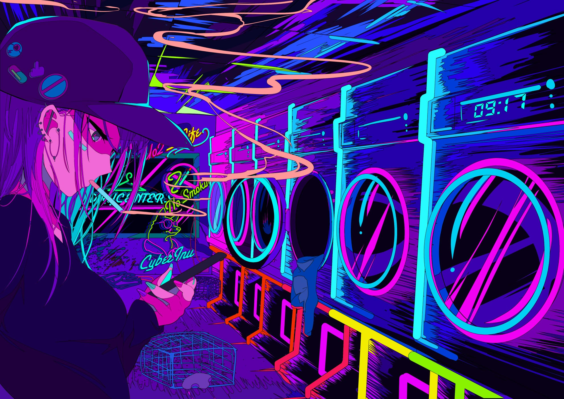synthwave wallpaper 1080p