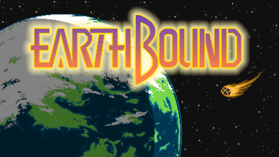 Earthbound iphone wallpaper