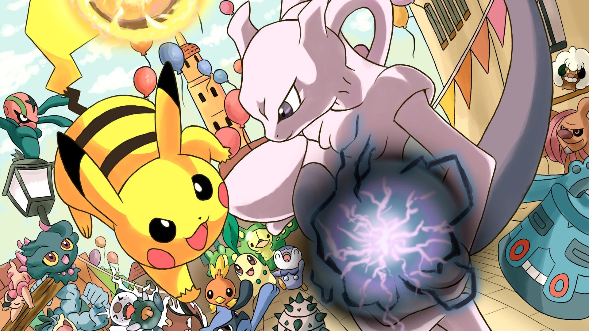 Pokemon wallpapers and backgrounds