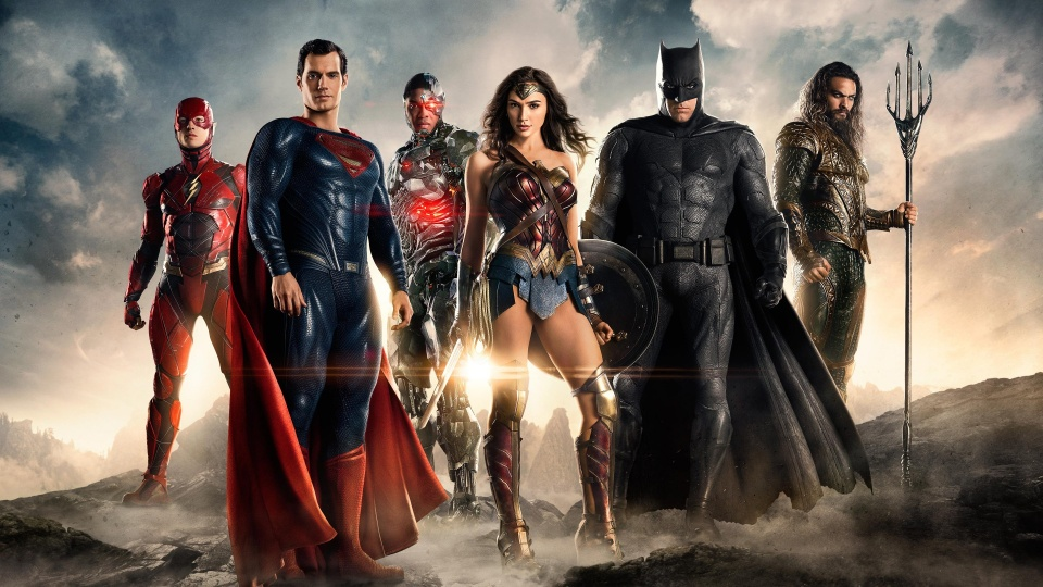 pics of the justice league