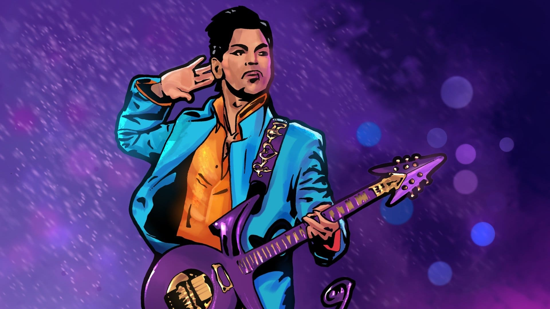 Prince the singer pictures