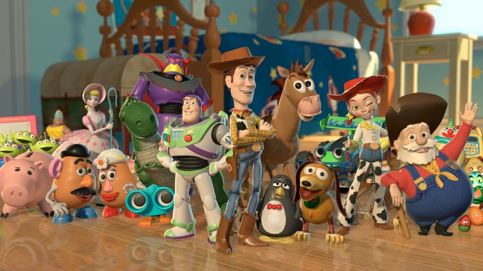 wallpapers toy story 4