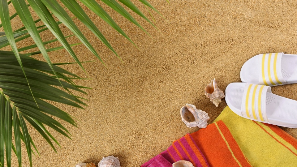 Beach background for photoshop
