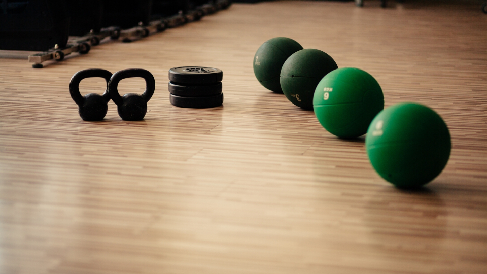 Fitness background