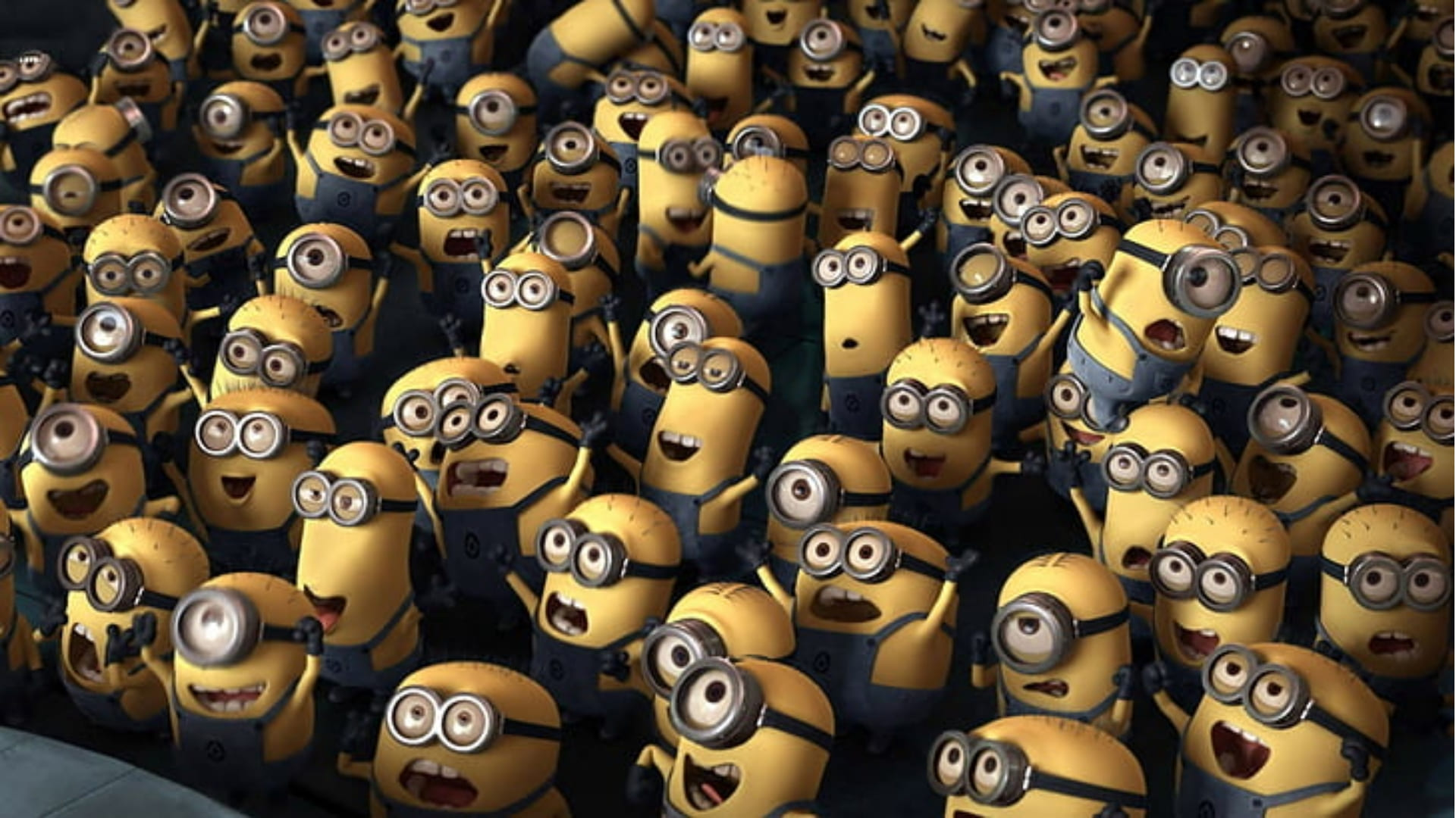Christmas minions images