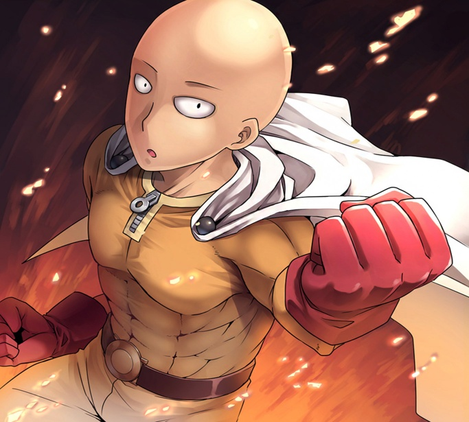 One punch man opening full download