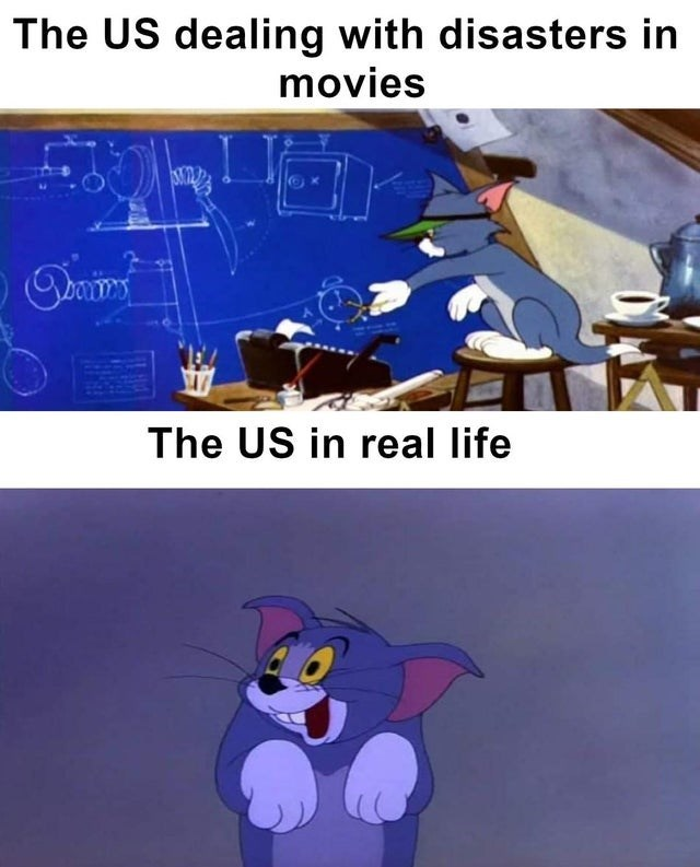 Tom and Jerry meme