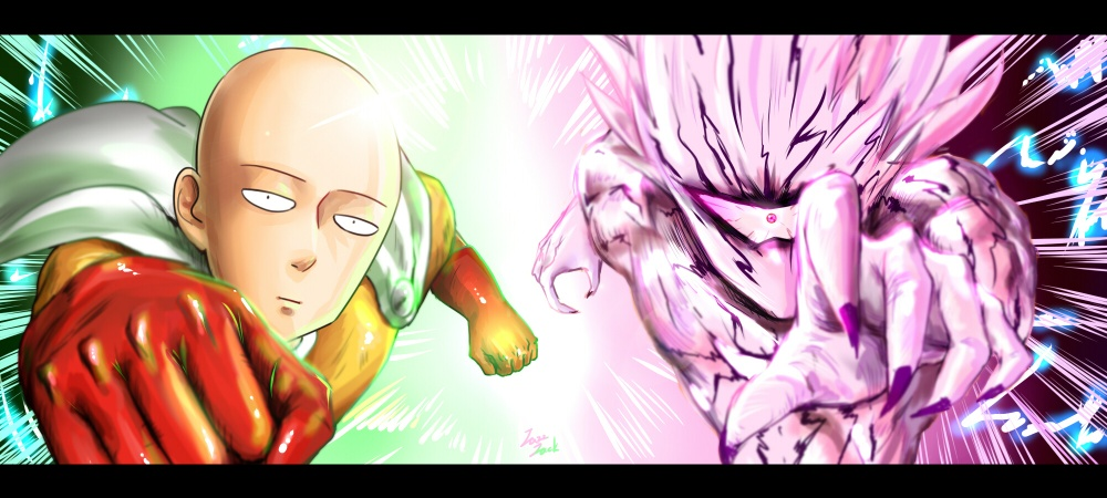 One punch man 1920x1080