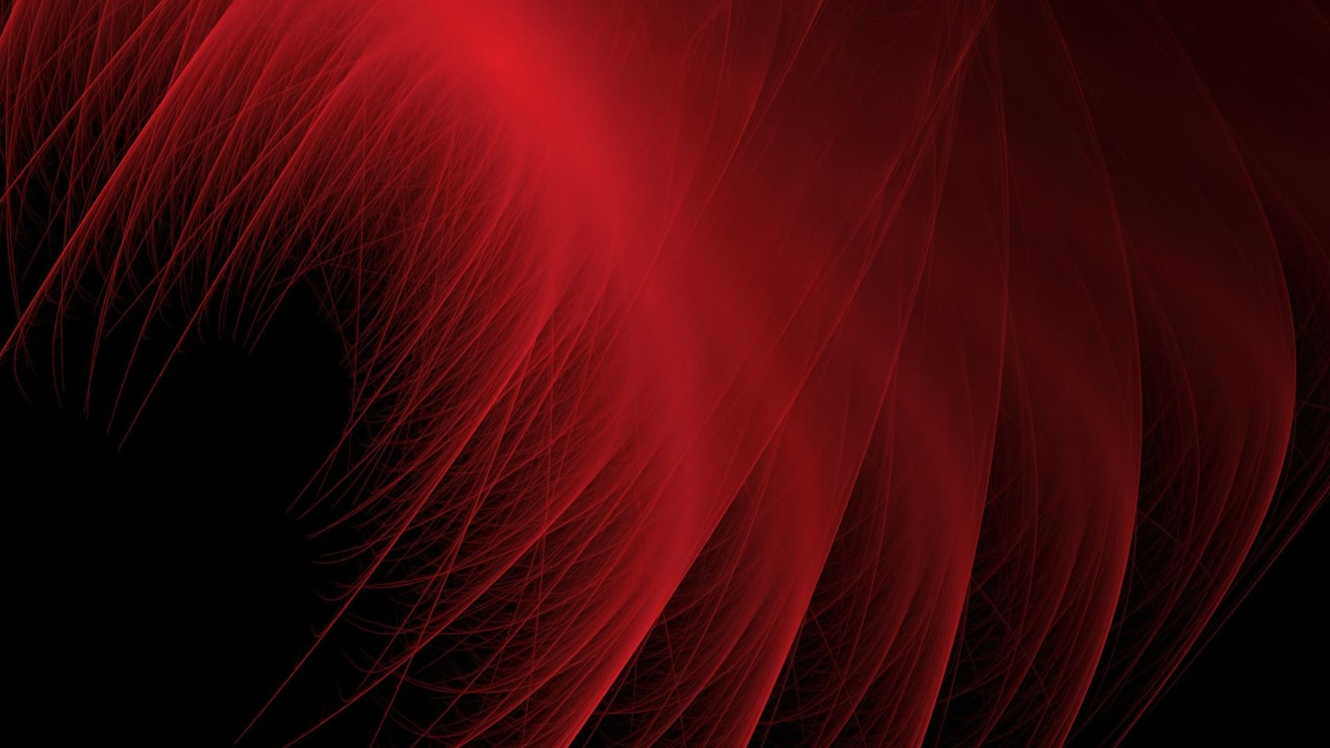 Red and black pattern background