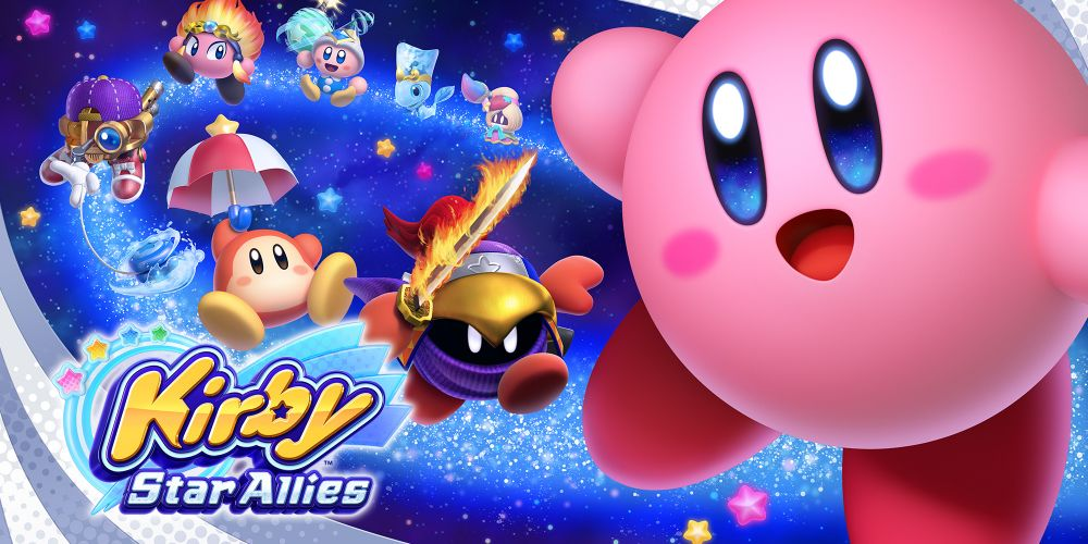 kirby backgrounds