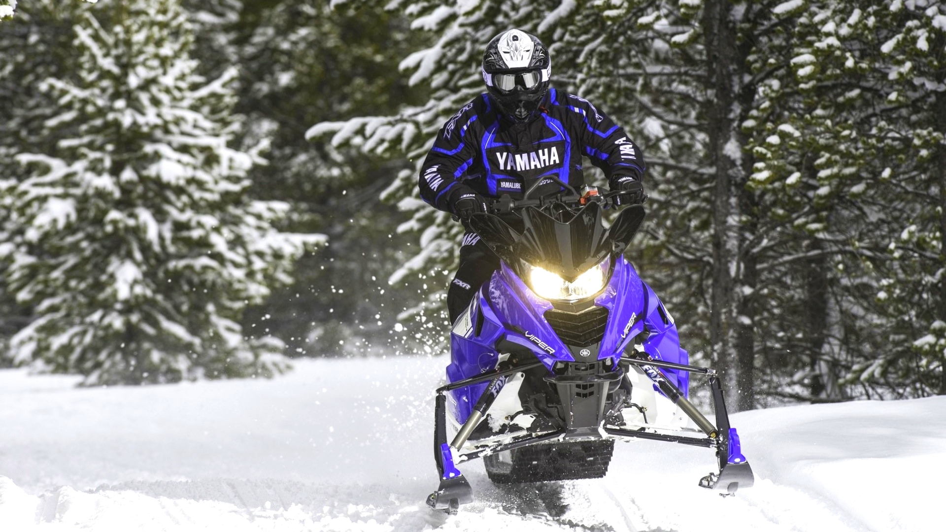 Snowmobile backgrounds