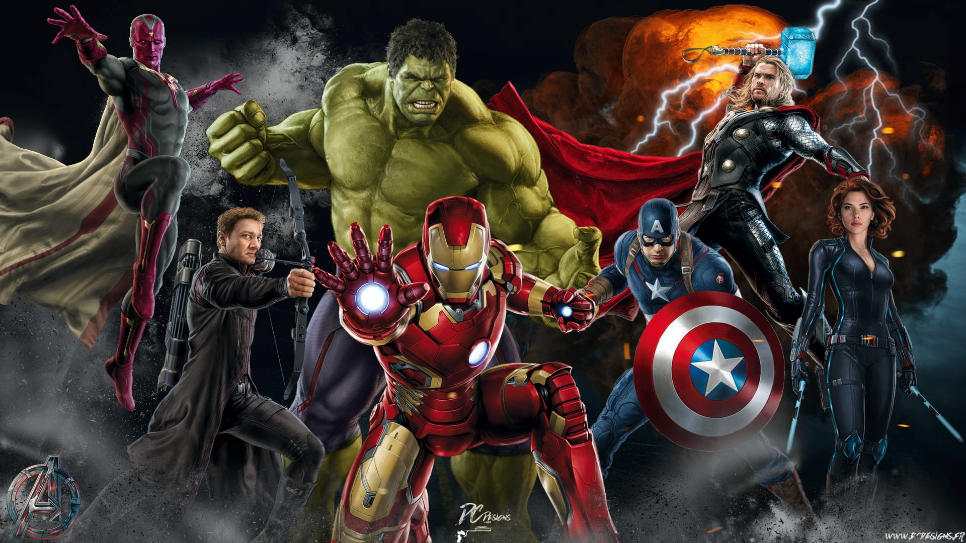 images of avengers