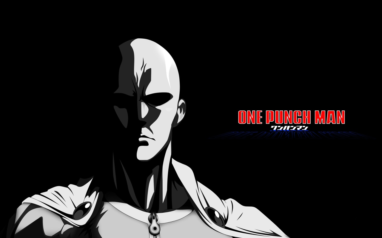 One punch background