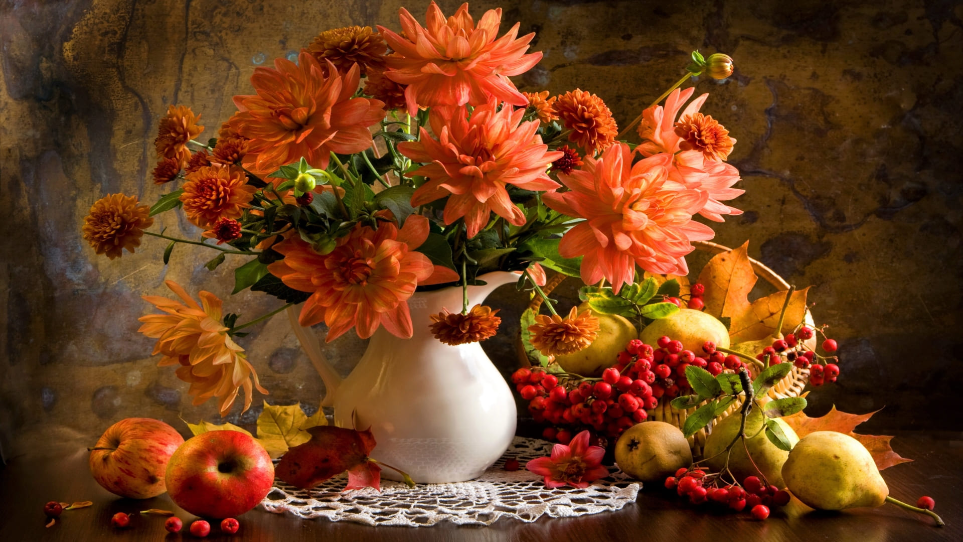 Fall flower picture
