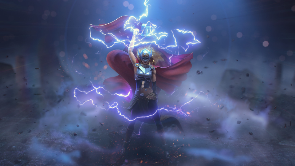 Thor hd wallpapers 1080p in avengers