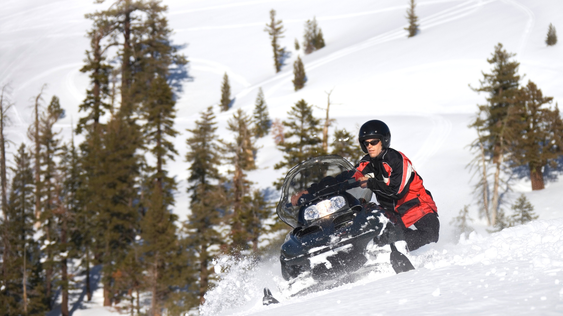 Snowmobile images