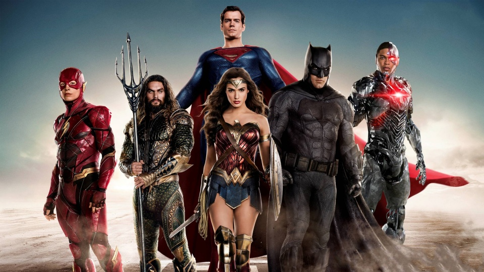 justice league poster hd