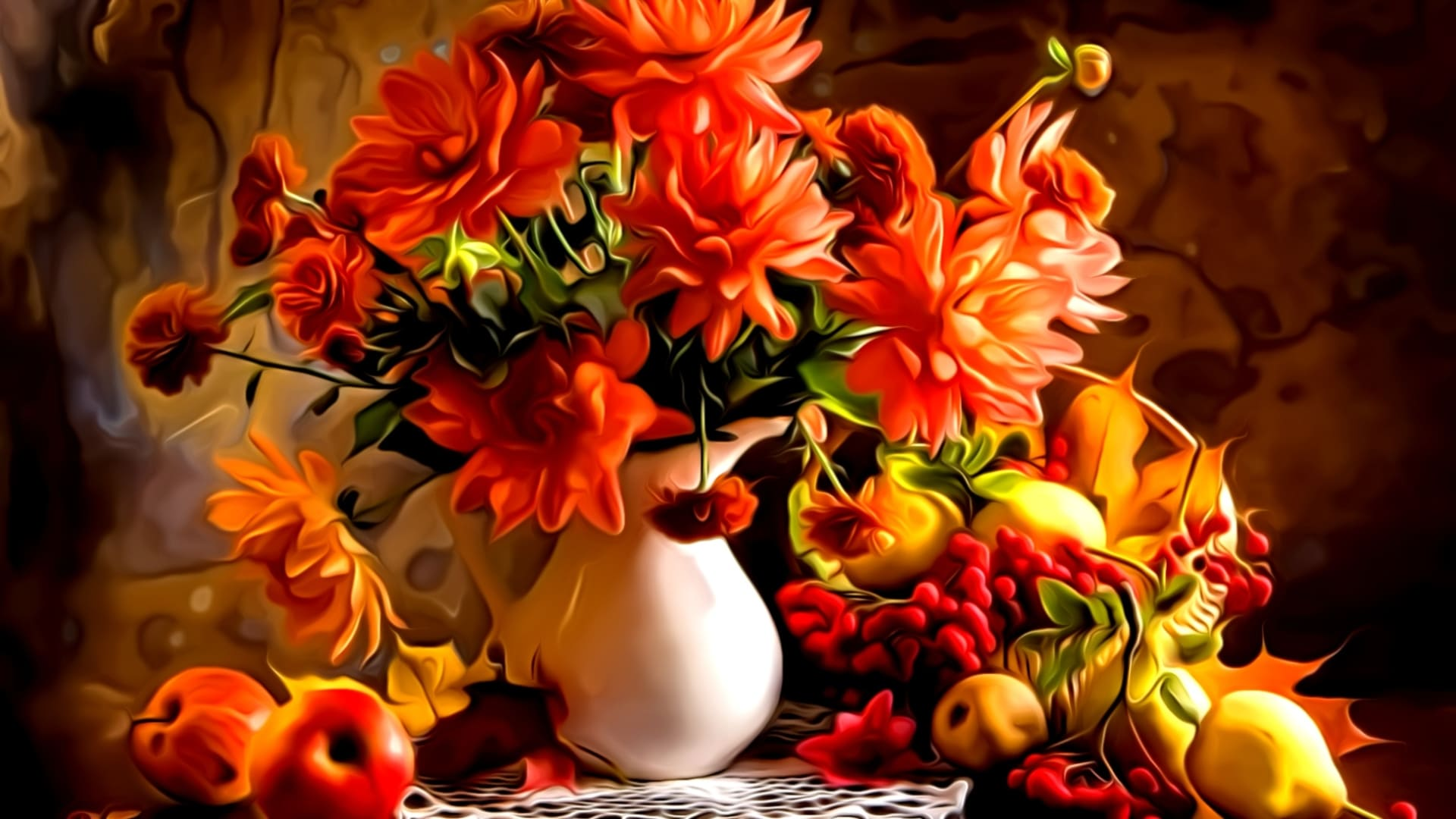 Fall flower pictures