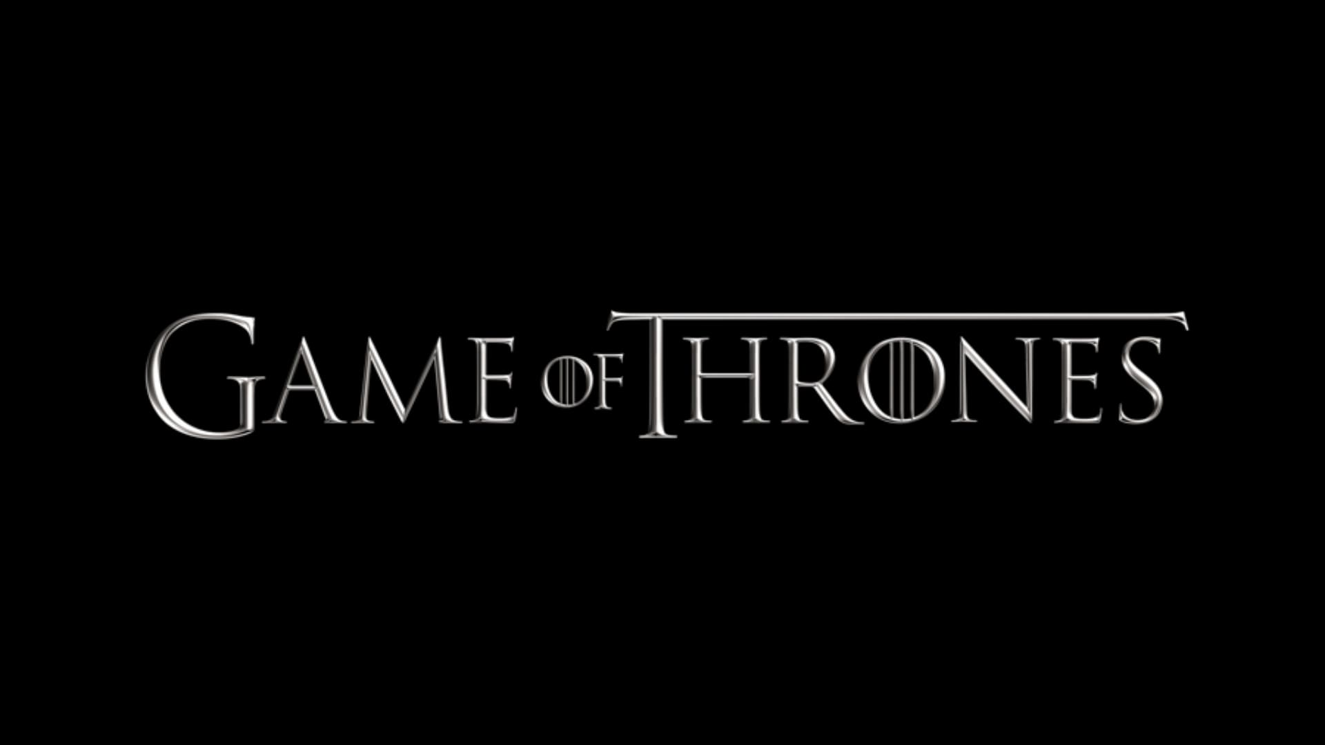 Game of thrones png logo