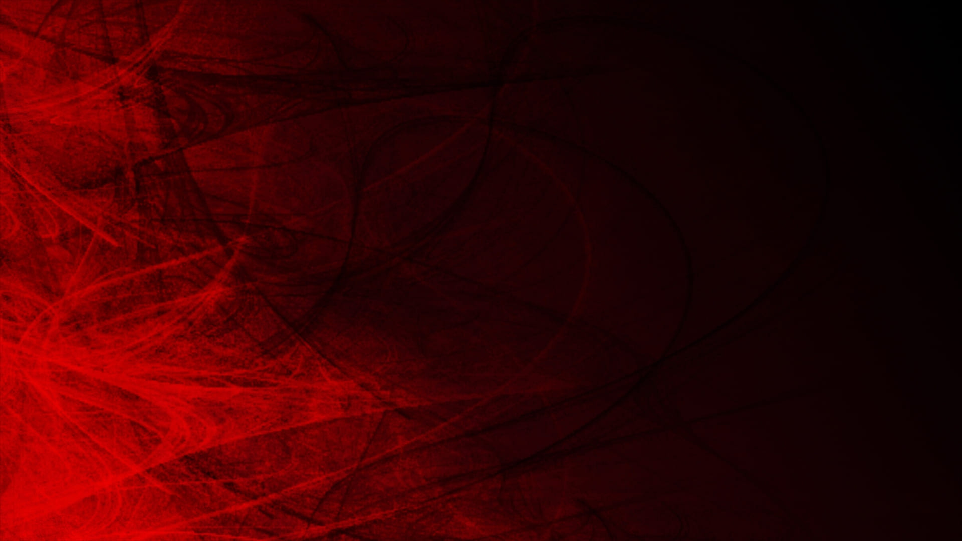 Red and black pattern wallpaper