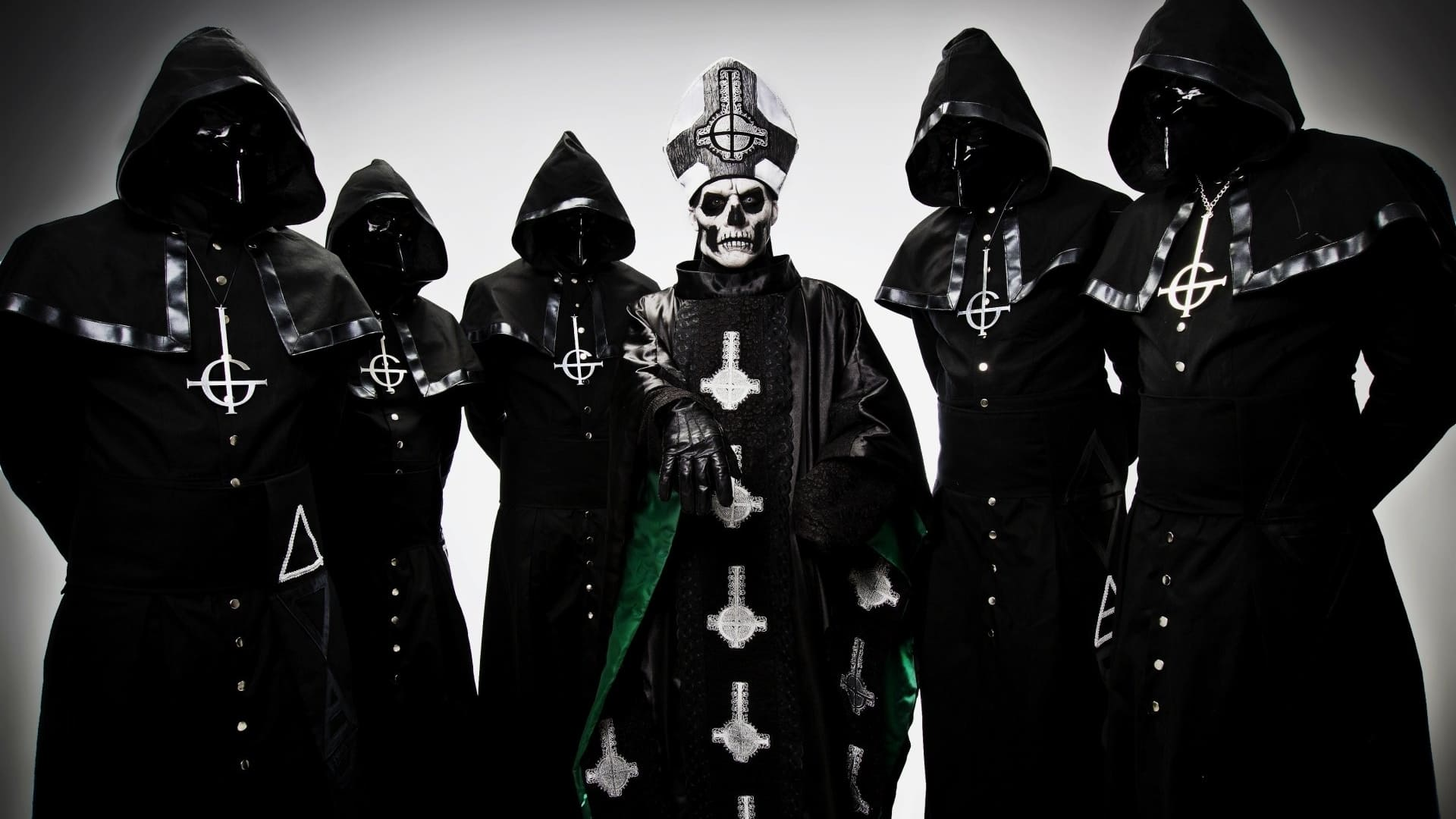 Ghost band pictures