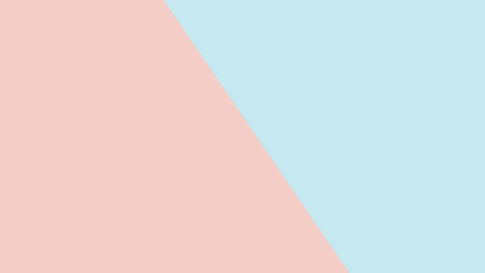 Blue and pink aesthetic