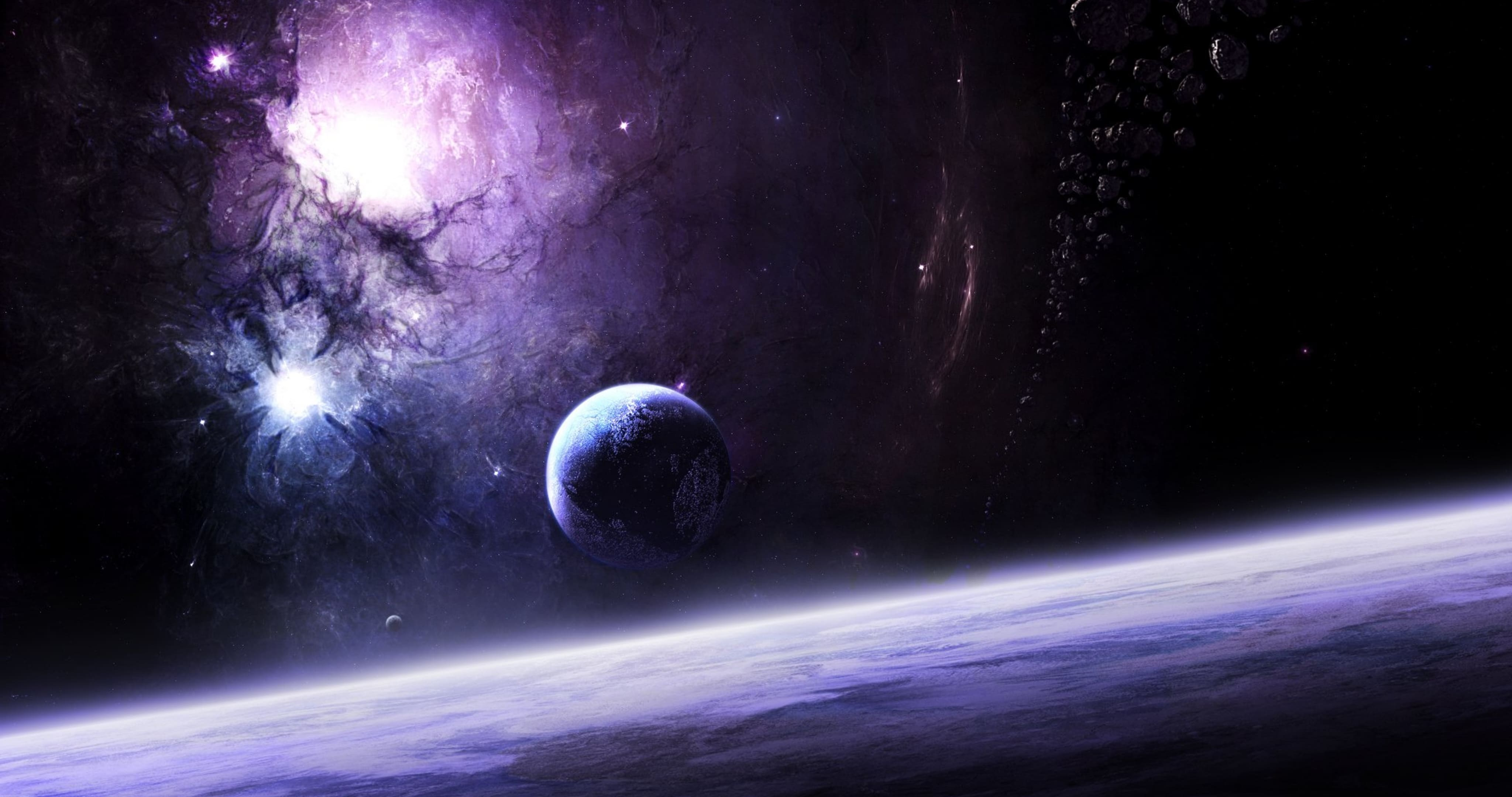 4k pictures of space