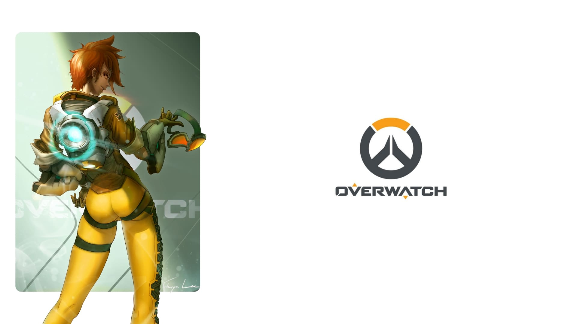 overwatch tracer wallpapers
