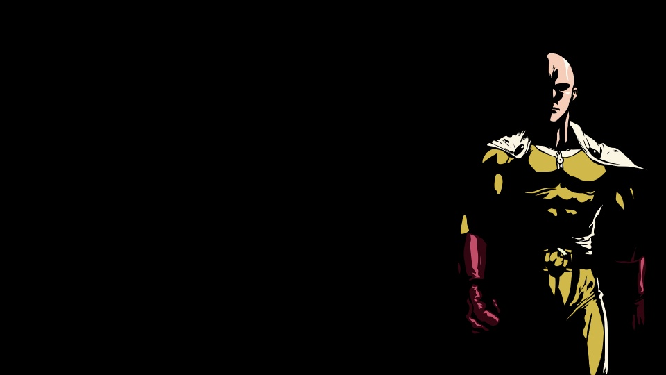 One punch wallpaper