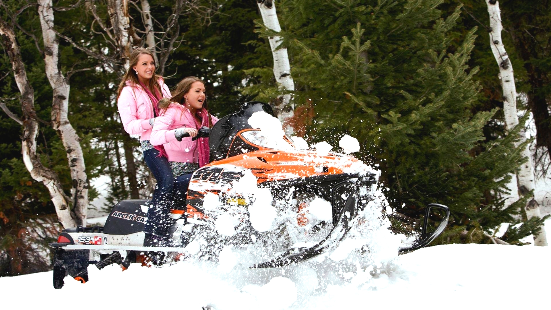 Snowmobiling images