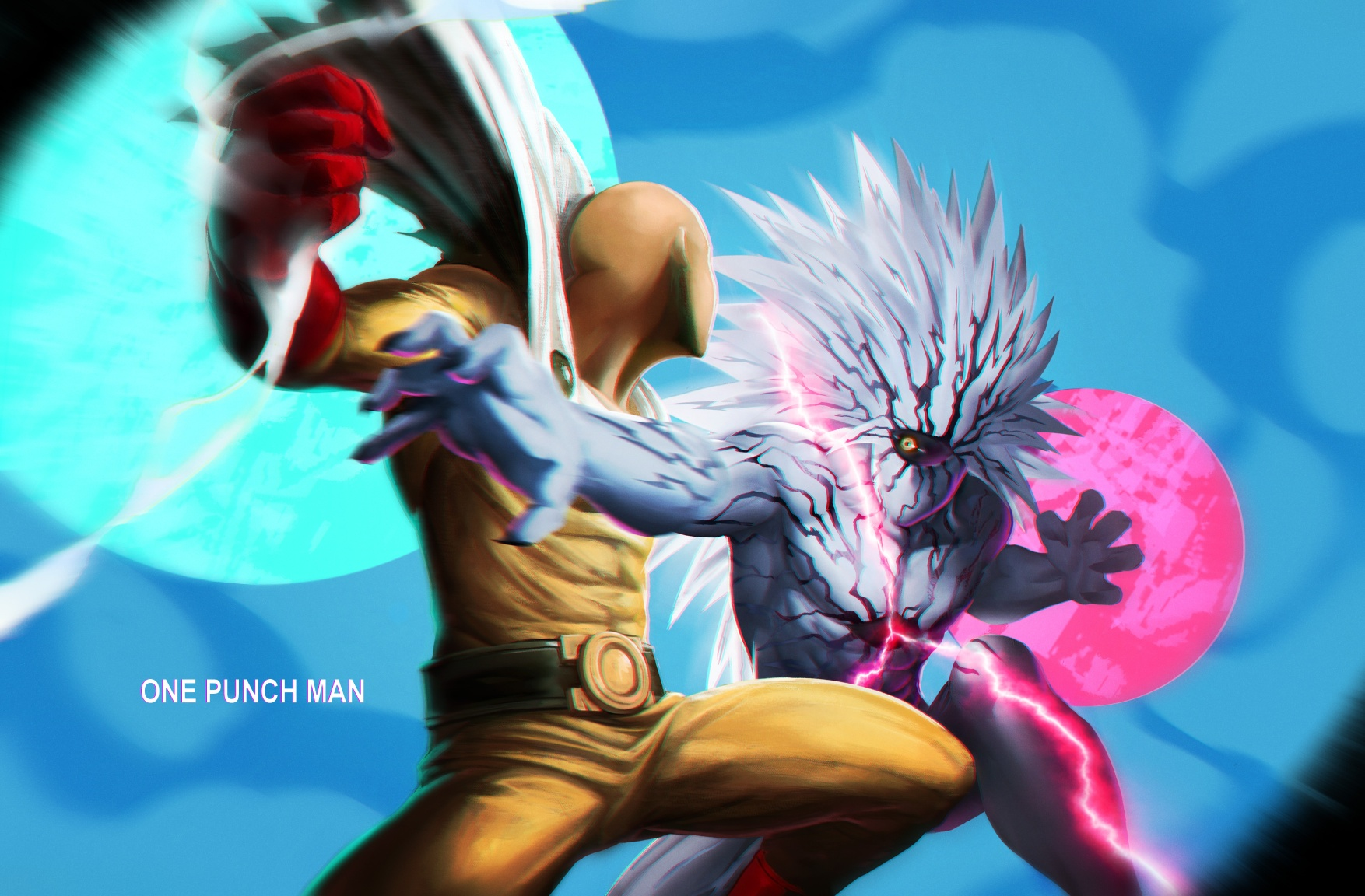 One punch man download